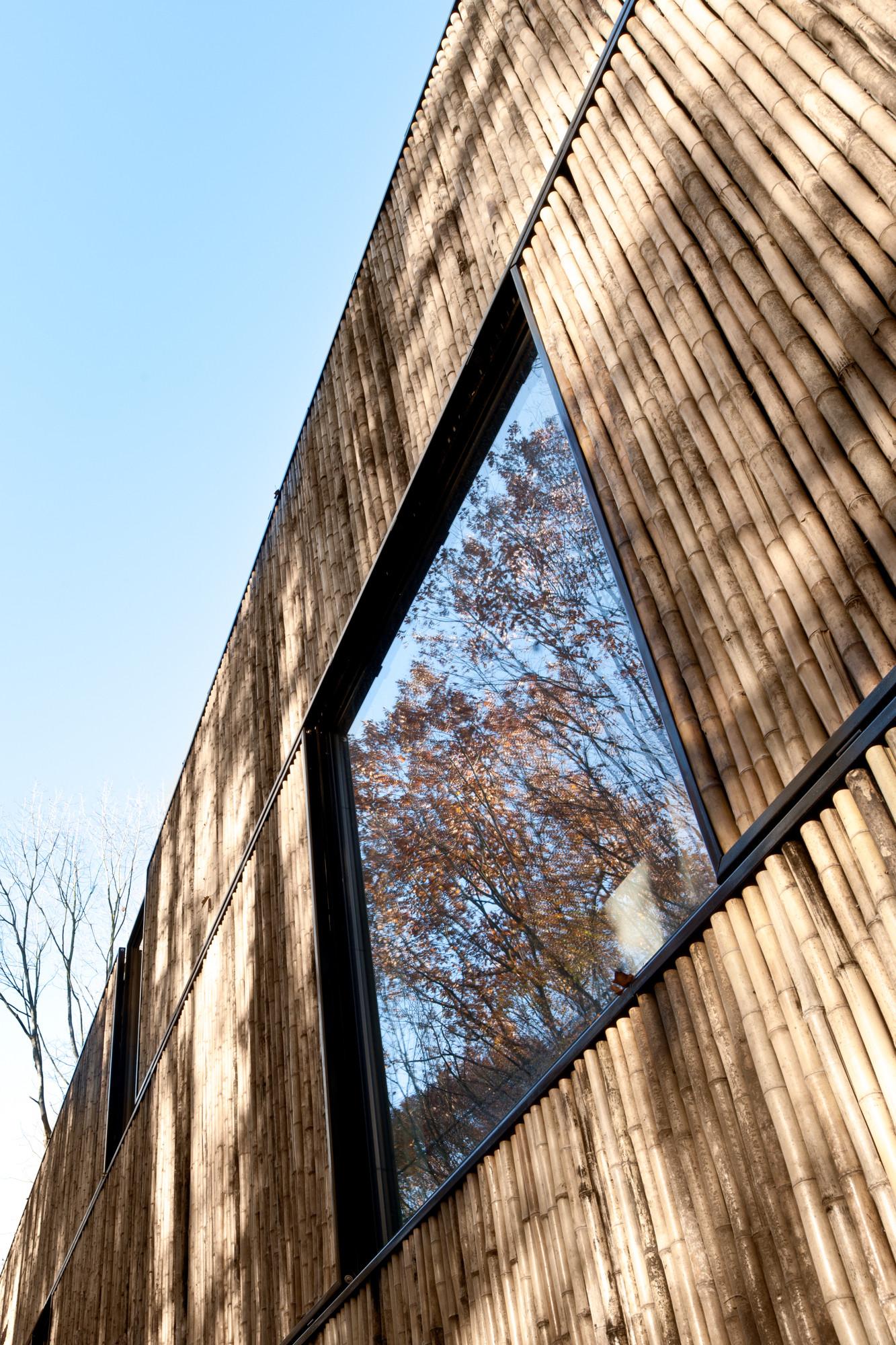 Galeria de casa de bambu de baixo consumo de energia ast - Pneu 3 50 8 ...