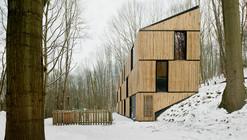 Casa de Bambú de bajo consumo de Energía / AST 77 Architecten