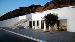 Summer House in Naxos / Ioannis Baltogiannis, Phoebe Giannisi, Zissis Kotionis, Katerina Kritou and Nikolaos Platsas