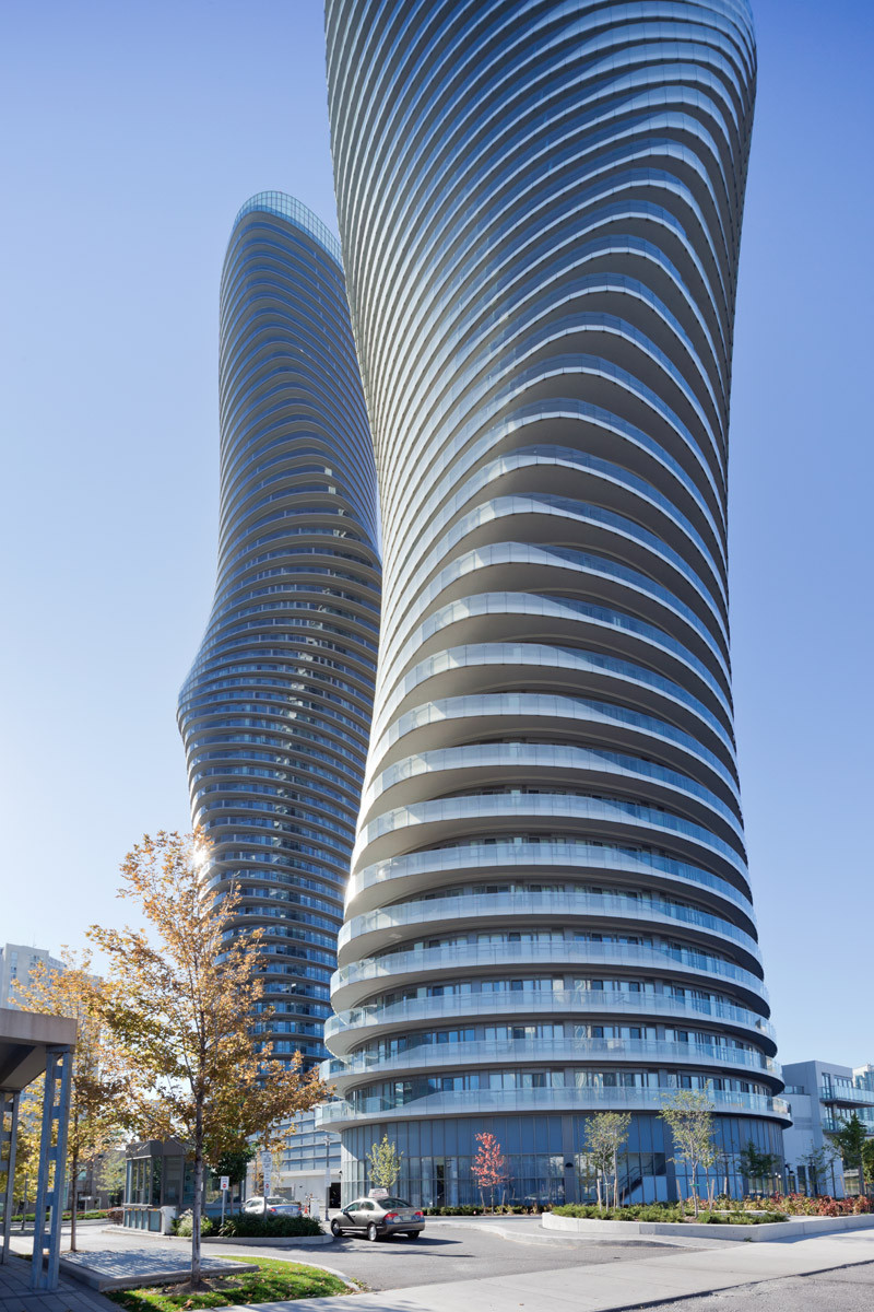 Gallery of Absolute Towers / MAD Architects - 4