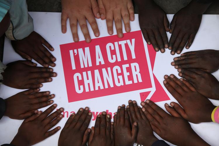 """""""I'm a City Changer"""": Cada cidadão pode melhorar sua cidade!, ©UN-Habitat /Julius Mwelu"""