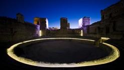 Iluminación Castillo Buitrago de Lozoya / MUKA Arquitectura