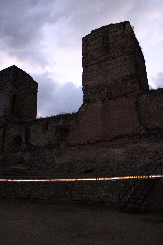 Galer a de iluminaci n castillo buitrago de lozoya muka - Muka arquitectura ...