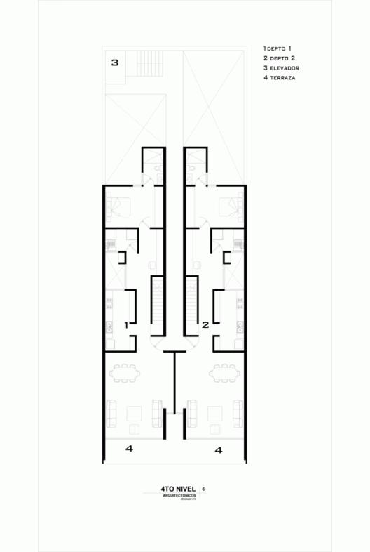 Galería de Edificio Tecamachalco / RP Arquitectos - 16