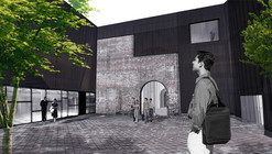Mención Honrosa Concurso Recuperación y Puesta en Valor del Monumento Histórico Palacio Pereira / UMWELT + Pedro Alonso + Sebastián Rojas