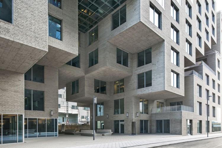 Oficinas Centrales Banco DNB / MVRDV, © Jiri Havran