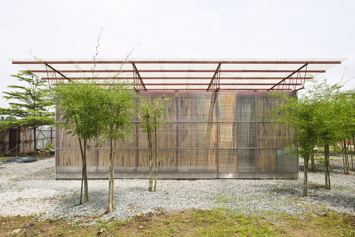 Low cost house vo trong nghia architects archdaily for Design casa low cost