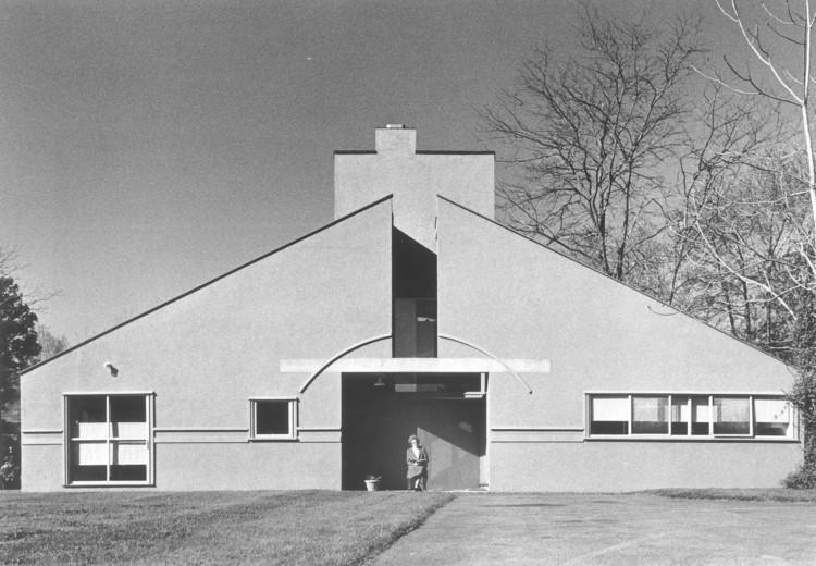 Clásicos de Arquitectura: Casa Vanna Venturi / Robert Venturi , © UPenn