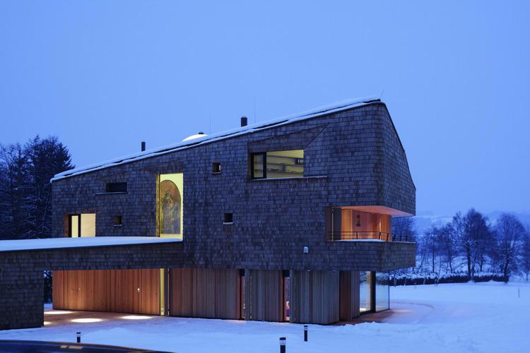 Casa E4 / Bembé Dellinger Architekten, © Stefan Müller Naumann