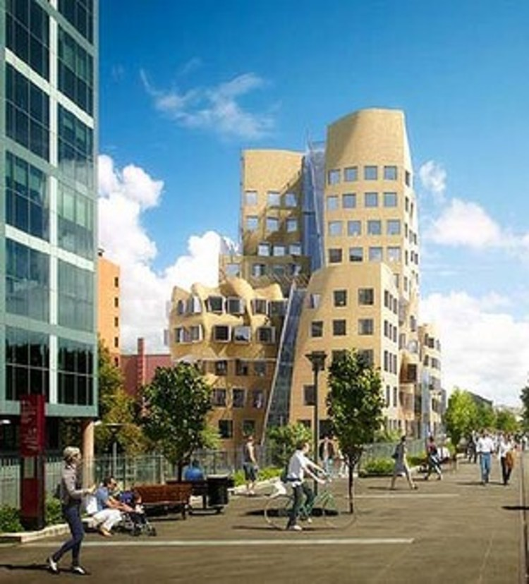 """Gehry desenha o próximo """"ícone"""" da arquitetura para Sidney, Cortesia de Frank Gehry"""