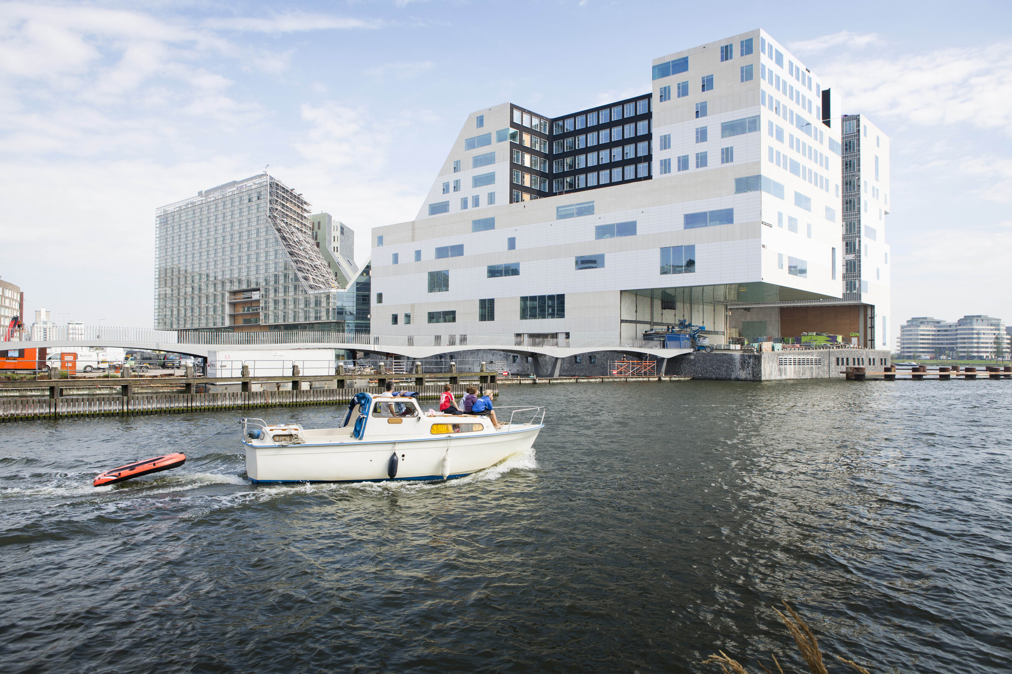 In Progress: Hotel IJDock / Bakers Architecten, © Rene den Engelsman