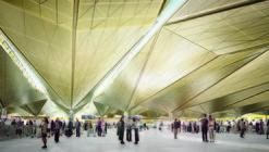En Construcción: Aeropuerto Pulkovo / Grimshaw Architects