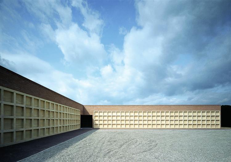 Cementerio de Sansepolcro / Studio Zermani e Associati, © Mauro Davoli