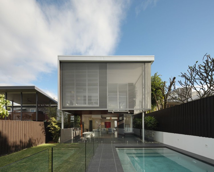 105 V House / Shaun Lockyer Architects, © Scott Burrows