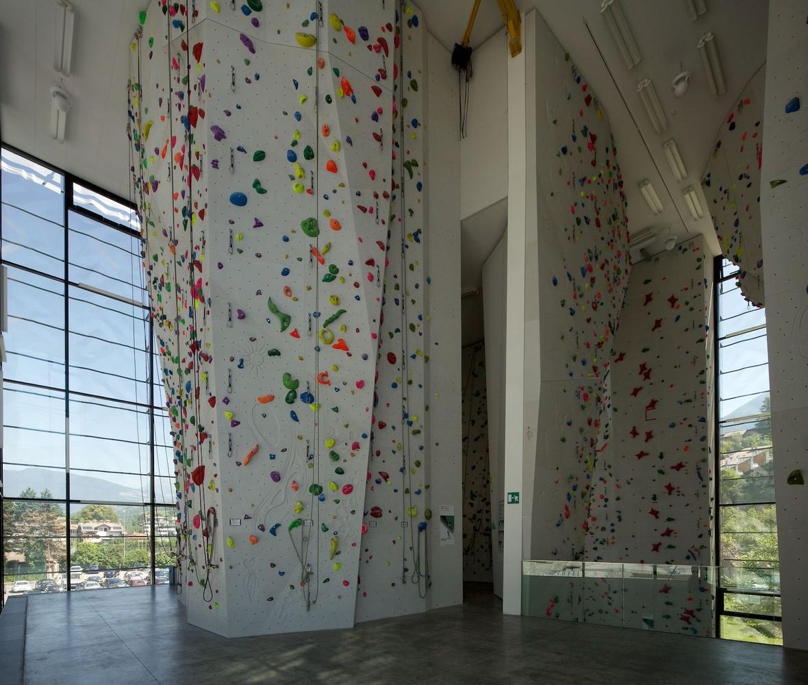 Indoor Rock Climbing GR Wett Gallery of