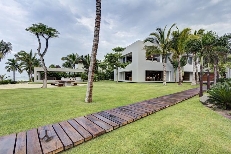 Casa La Punta / Elías Rizo Arquitectos, © Marcos García