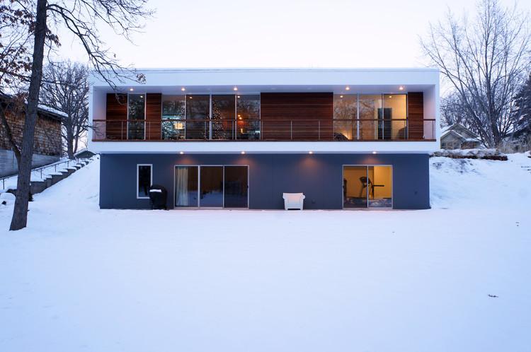 Burgess Residence / John Dwyer Architect, Courtesy of John Dwyer Architect