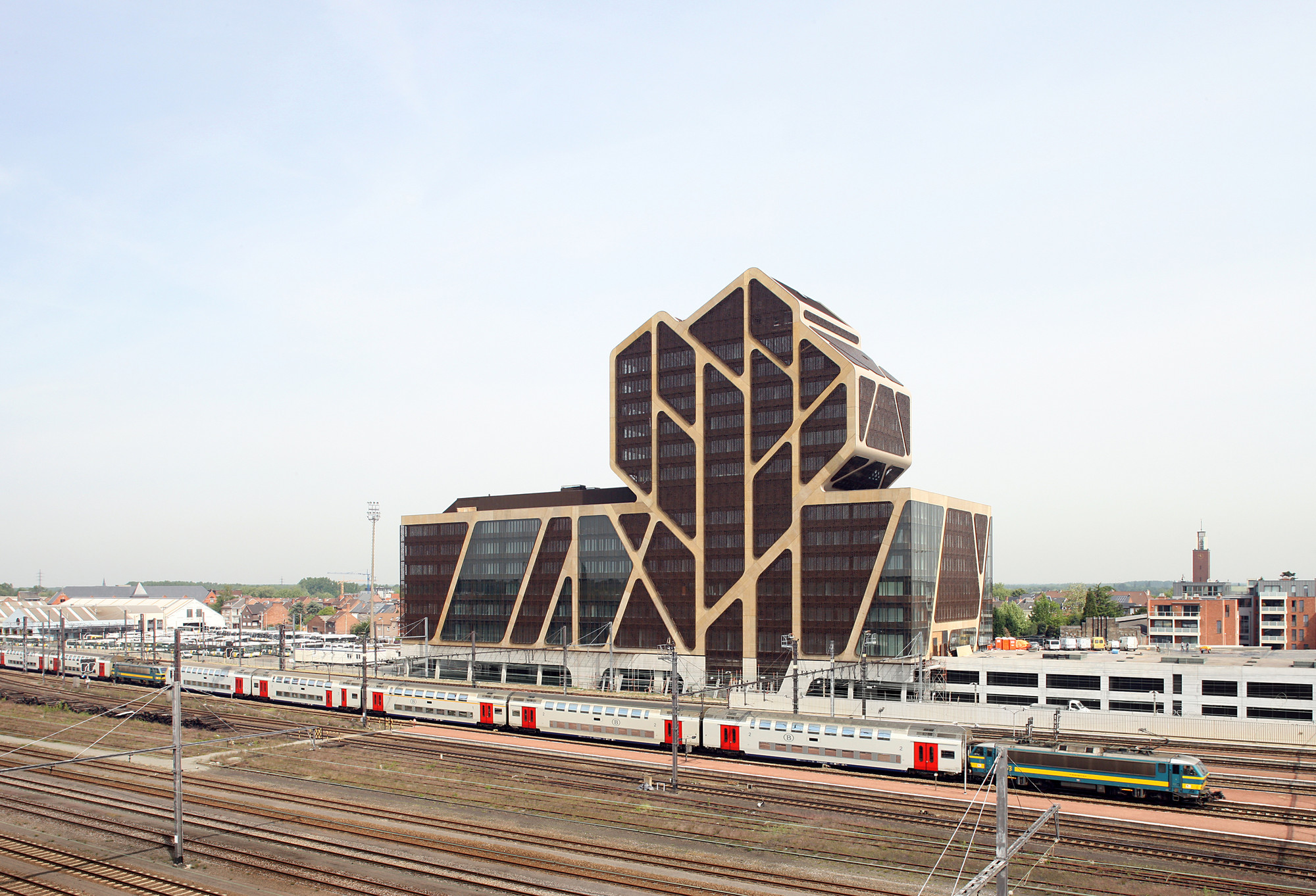 J. Mayer H. Architects | Office | ArchDaily