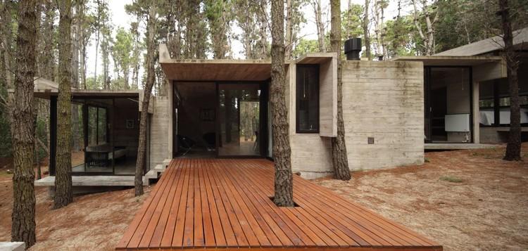 AV House / BAK Architects, © Gustavo Sosa Pinilla