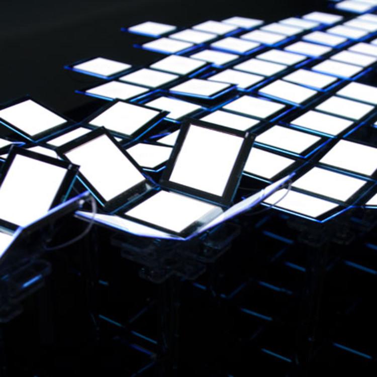 Video: OLED - el nuevo arte de la luz / Philips Lumiblade, © vía contemporist
