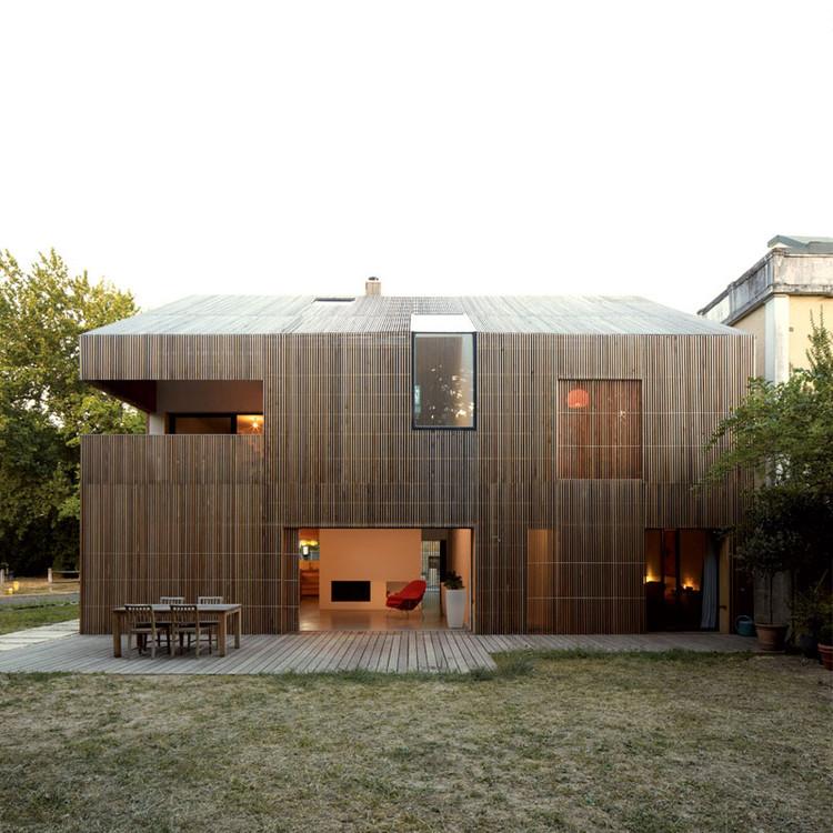 CASA 2G / Avenier Cornejo Architectes, © Cristobal Palma