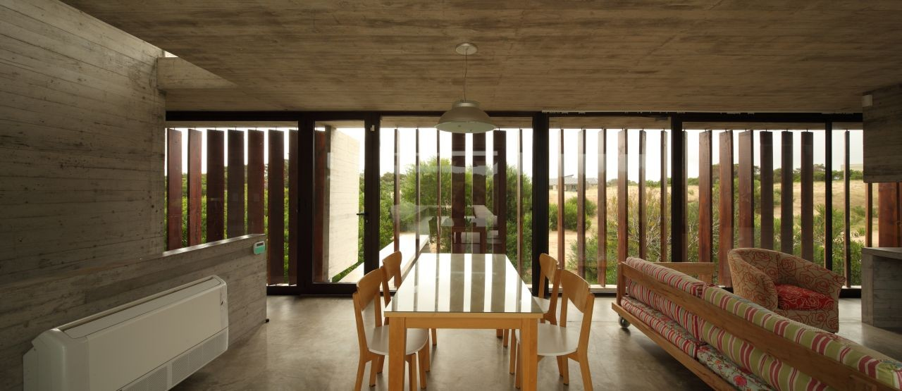 Costa Esmeralda House / BAK Architects