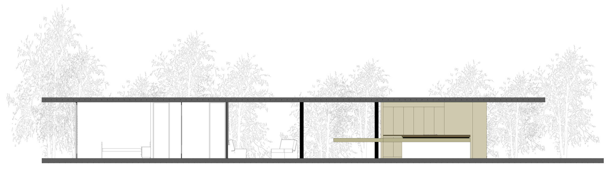 Galería de Los Faiques / Duran & Hermida Arquitectos - 16