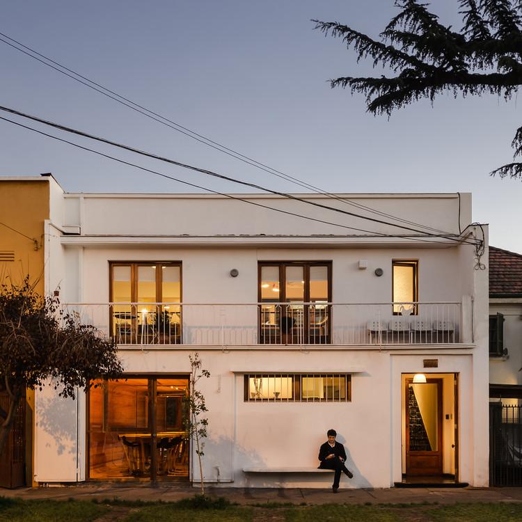Cueca Films / DX Arquitectos, © Pablo Blanco Barros