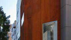 Iron Gallery / Kensuke Watanabe Architecture Studio