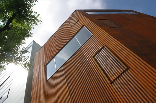 Courtesy of Kensuke Watanabe Architecture Studio