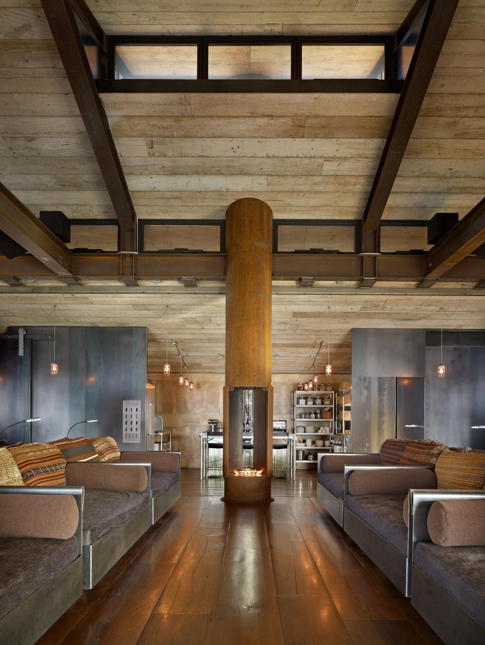 Gallery of shadowboxx olson kundig architects 8 - Decorar bodega chalet ...