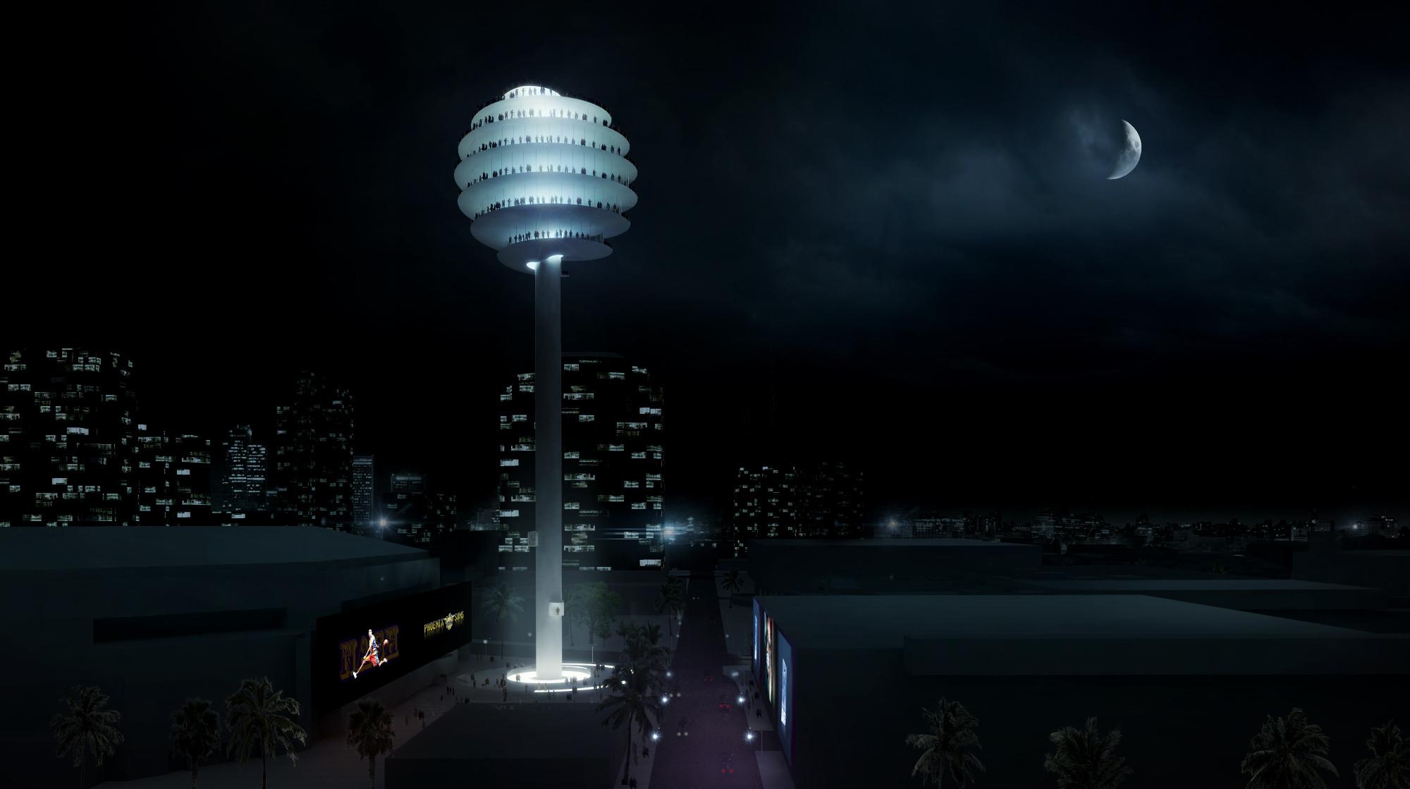 Phoenix Observation Tower / BIG