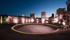 Iluminação do Castelo Buitrago del Lozoya / MUKA Arquitectura / MUKA Arquitectura