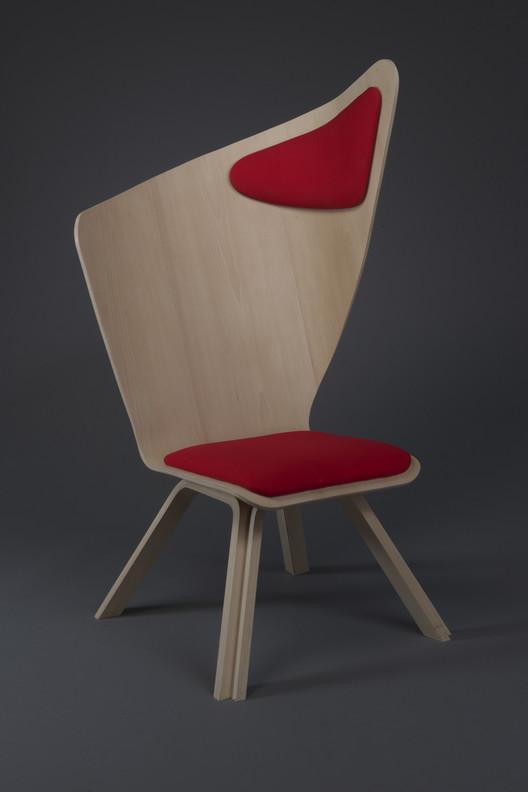Cadeira Bravo / Matte Nyberg, Cortesía de Matte Nyberg