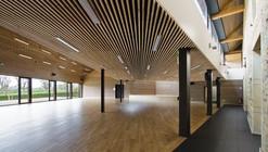Centre Léonce Georges / Calderon-Folch-Sarsanedas Arquitectes