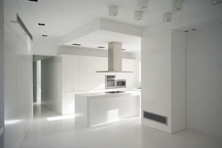 Reforma de vivienda unifamiliar / Antoni Castell | A. Christian Pons, © Castell Pons Arquitectes