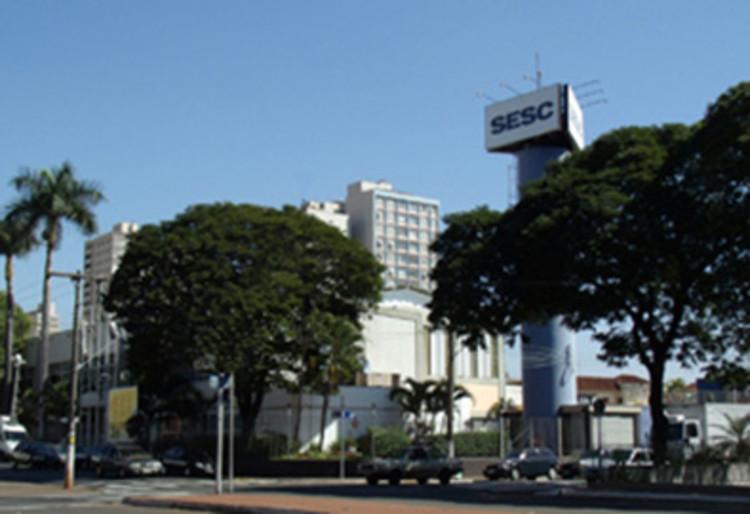 Concurso  para reforma da unidade do SESC Ribeirão Preto, Cortesia de SESC Ribeirão Preto