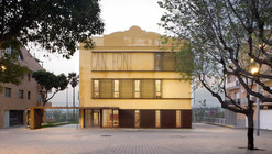 Centro Cultural Can Font  / taller 9s arquitectes