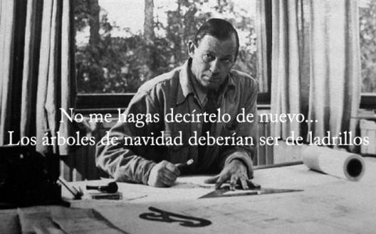 Tarjetas navide as de arquitectos famosos archdaily m xico - Arquitectos famosos espanoles ...