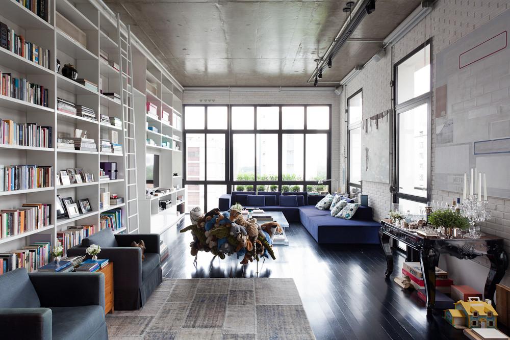 Loft in Itaim / FGMF Arquitetos