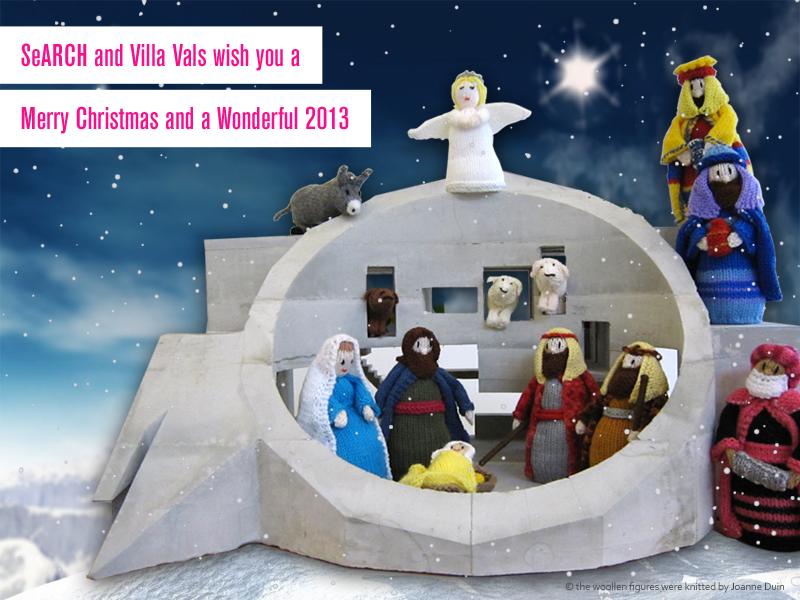 ¡Feliz Navidad 2012! / Tarjetas Navideñas de Arquitectos y Editoriales, SeARCH