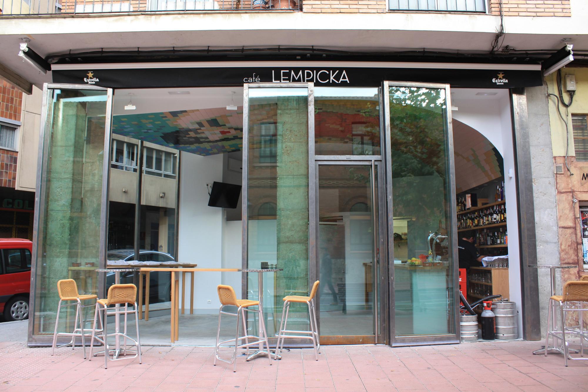 Café Lempicka / Agencia de Construcción de Ideas, © Catalina Montaña