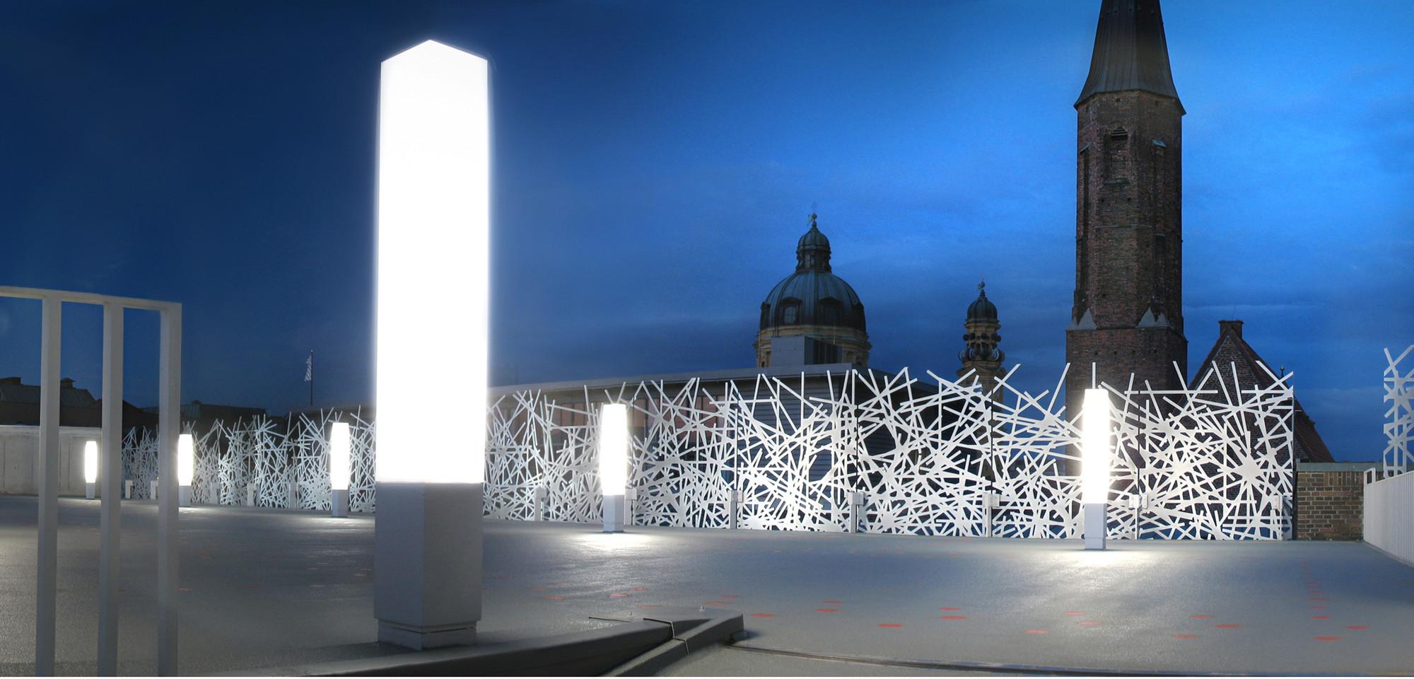 Salvartor Car Park / Peter Haimerel Architektur