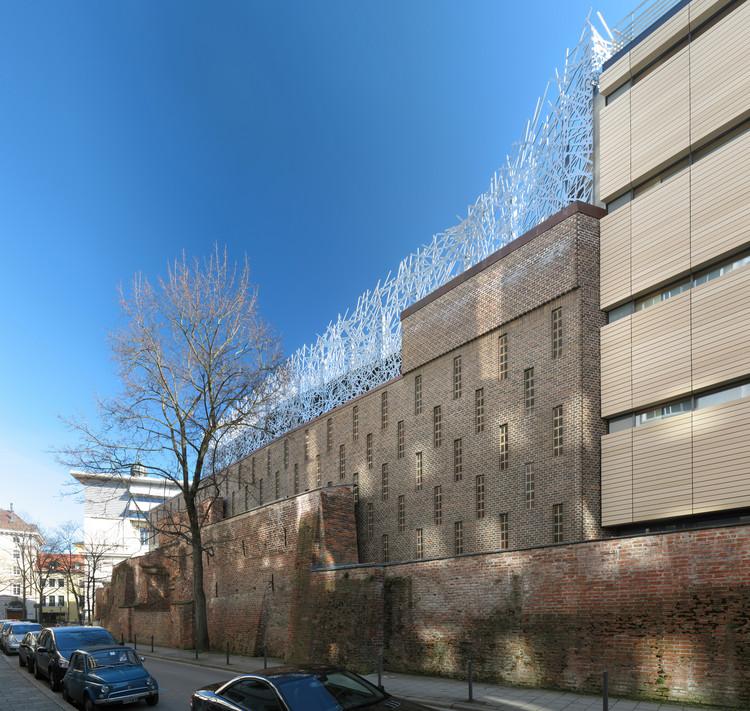 East Side München salvartor car park haimerel architektur archdaily