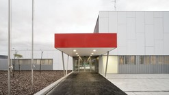 Montblanc Police Station / taller 9s arquitectes
