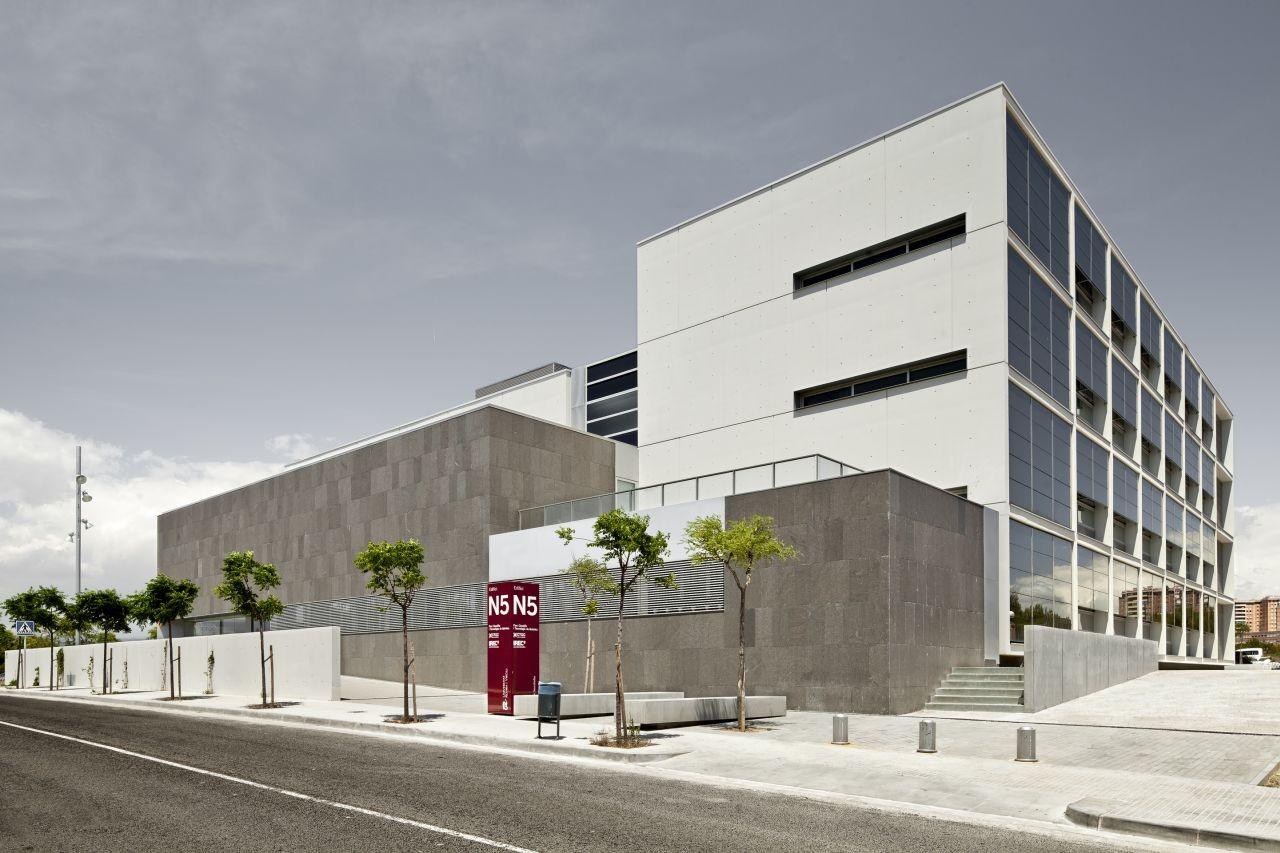 Research Center in Sustainable Chemistry - Tarragona University  / taller 9s arquitectes, © Adrià Goula Sardà