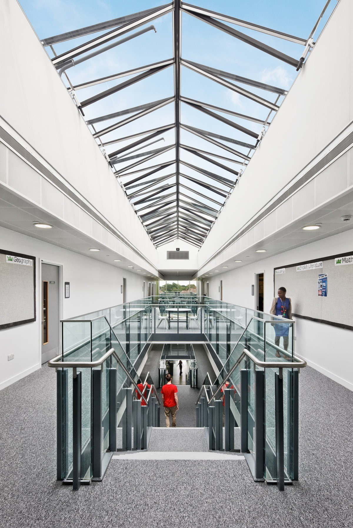 Gallery Of Crown Woods College Nicholas Hare Architects 14
