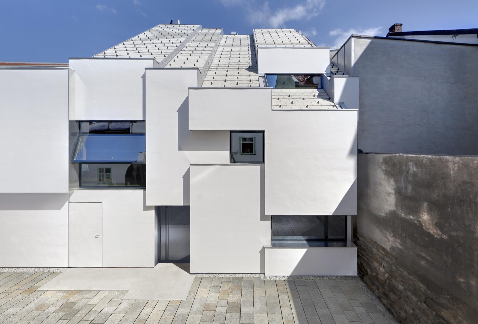 Penzkoferhaus peter haimerl architektur archdaily for Architektur 4 1