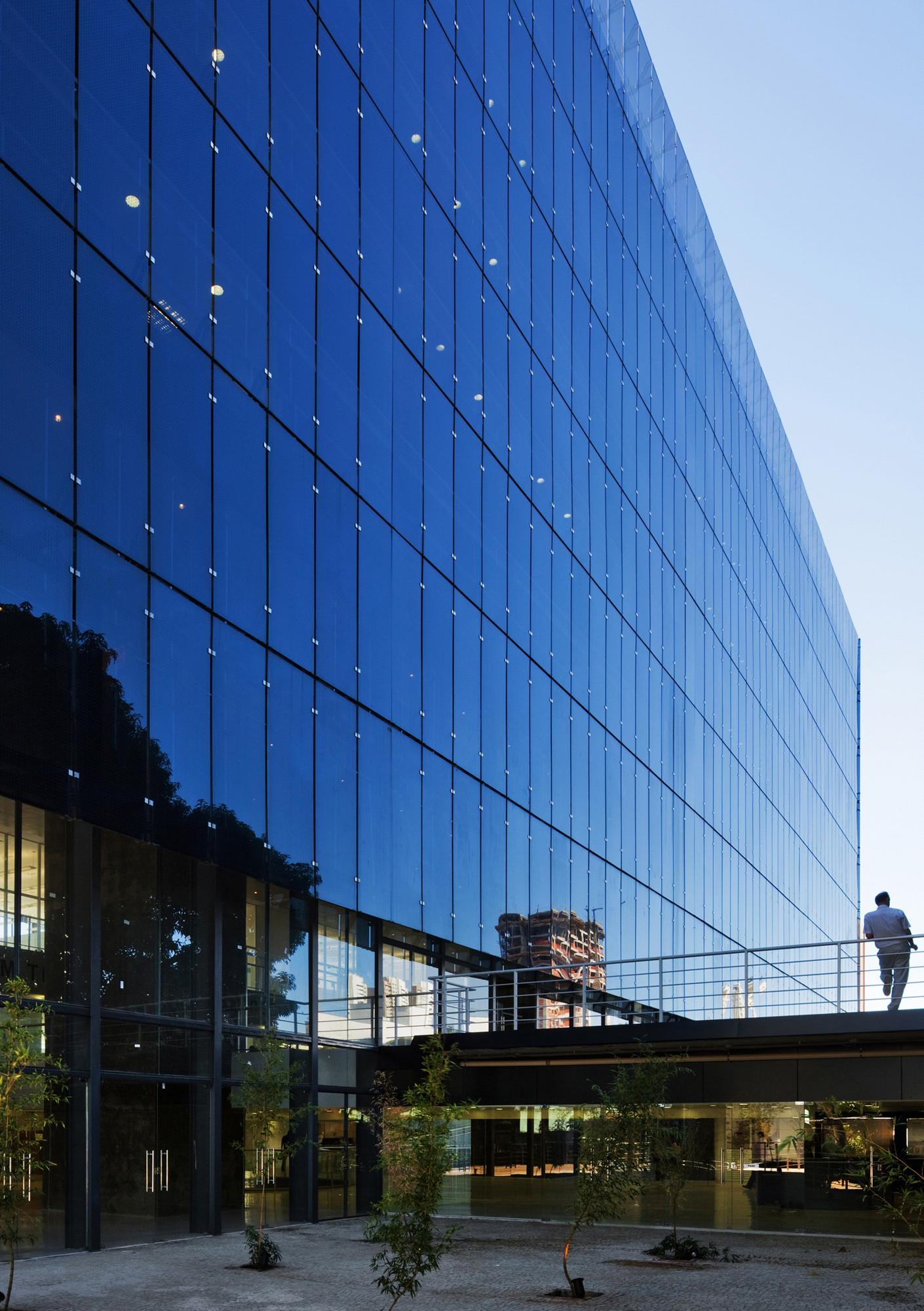 Regional Labor Court / Corsi Hirano Arquitetos + Reinaldo Nishimura
