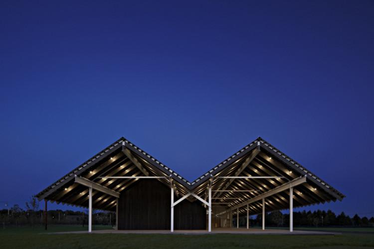 Iluminación natural en el Museo de Arte Parrish por Herzog & de Meuron, © Vía Inhabitat